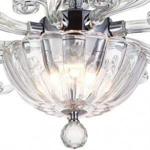 Детальное фото 2 Светильник на штанге 8819/02 PL-3 в стиле флористика