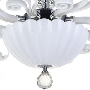 Детальное фото 2 Светильник на штанге 8819/03 PL-3 в стиле флористика