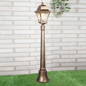 Фото 1 Наземный высокий светильник a025022 в стиле модерн