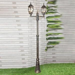 NLG99HL004 / Светильник садово-парковый черное золото нов. уп. a025750