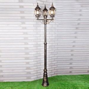 NLG99HL005 / Светильник садово-парковый черное золото нов. уп. a025753