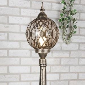 Фото 1 Наземный высокий светильник a026100 в стиле классический