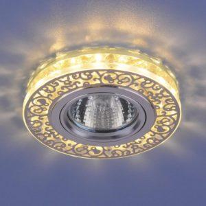 Фото 2 Встраиваемый светильник a029893 в стиле модерн