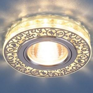 Фото 1 Встраиваемый светильник a029893 в стиле модерн