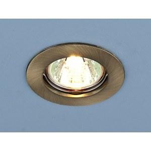 Фото 1 Встраиваемый светильник a030071 в стиле