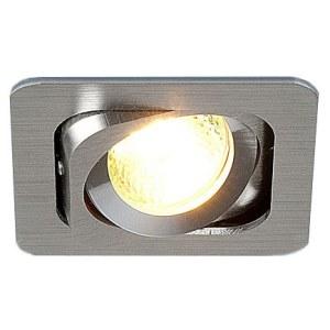 1021/1 MR16 CH / Светильник встраиваемый хром a030355
