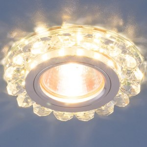 6036 MR16 СL / Светильник встраиваемый прозрачный a030586