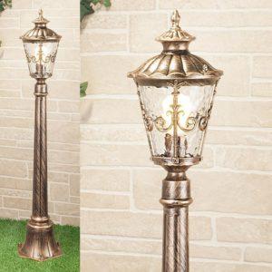 Фото 2 Наземный высокий светильник a030677 в стиле классический
