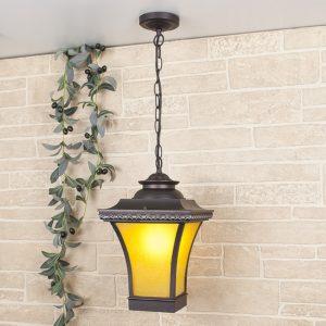 GLXT-1408H / Светильник садово-парковый Libra H венге a031912