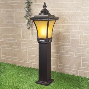 GLXT-1408F / Светильник садово-парковый Libra F венге a031913