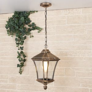 Фото 2 Подвесной светильник a031928 в стиле классический