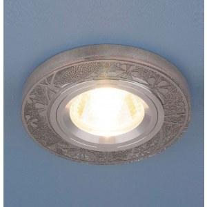 8096 MR16 SL / Светильник встраиваемый серебро a032386