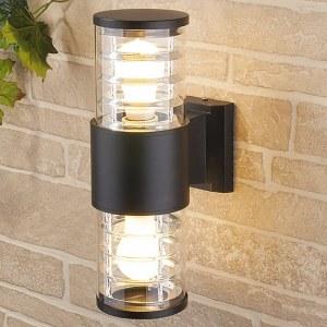 1407 TECHNO / Светильник садово-парковый черный a032609