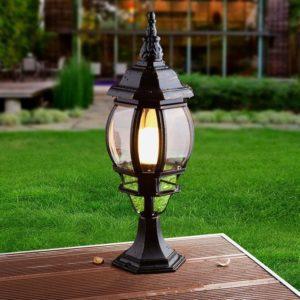 Фото 2 Наземный низкий светильник a034310 в стиле классический