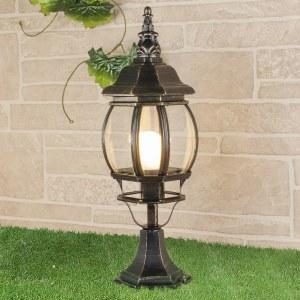 Фото 1 Наземный низкий светильник a034310 в стиле классический