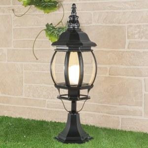GL 1001S / Светильник садово-парковый 1001S черный / 9913-D a034314
