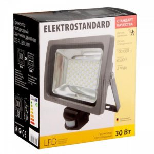 Настенно-потолочный прожектор Elektrostandard a034653