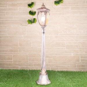 Фото 1 Наземный высокий светильник a035021 в стиле классический