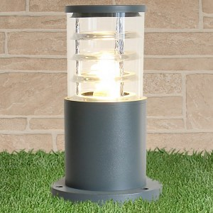 Фото 1 Наземный низкий светильник a035097 в стиле техно