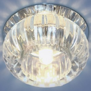 1100 G9 / Светильник встраиваемый CL прозрачный a035189