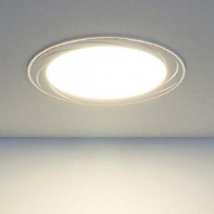 Фото 2 Встраиваемый светильник a035362 в стиле техно