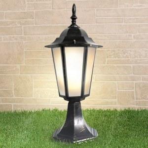 GL 1004S / Светильник садово-парковый 1004S черное золото a035743