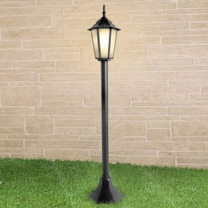 GL 1014F / Светильник садово-парковый 1014F черный a035745
