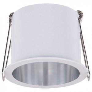 7004 MR16 / Светильник встраиваемый WH/SL белый/серебро a036621