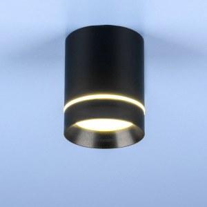 Фото 1 Накладной светильник a037517 в стиле техно
