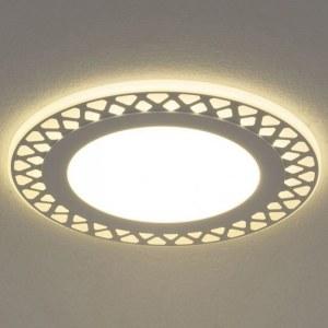 DSS003 18W 4200K / Светильник встраиваемый DSS003 12+6W 4200K a037549