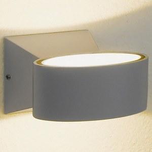 1549 TECHNO LED / Светильник садово-парковый со светодиодами BLINC серый a038414