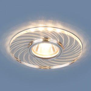 Фото 2 Встраиваемый светильник a038456 в стиле модерн
