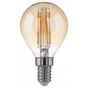 Classic F 6W 3300K E14/Светодиодная лампа Mini Classic F 6W 3300K E14 (G45 тонированный) a038689
