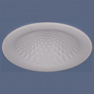 9904 LED / Светильник встраиваемый 5W WH белый a039387