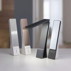TL90450 / Светильник светодиодный настольный Desk черный/серый a039402