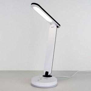 TL90480 / Светильник светодиодный настольный Flip белый/черный a039403