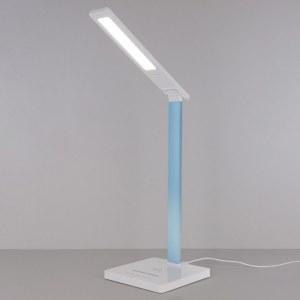 TL90510 / Светильник светодиодный настольный Lori белый/голубой a039564