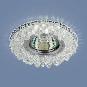 2211 MR16 / Светильник встраиваемый CL прозрачный a039674
