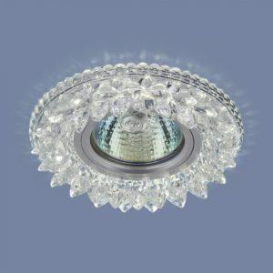 2212 MR16 / Светильник встраиваемый CL прозрачный a039675