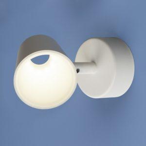 DLR025 5W 4200K / Светильник светодиодный стационарный белый матовый a039691
