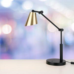 Фото 2 Настольная лампа офисная a039693 в стиле техно