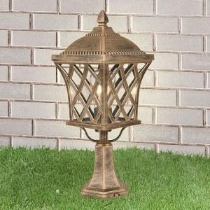 Фото 1 Наземный высокий светильник a039869 в стиле модерн