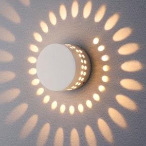 1585 TECHNO LED / Светильник садово-парковый со светодиодами ARKADA белый a039996