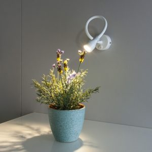 MRL LED 1030 / Светильник настенный светодиодный KORD белый a040001