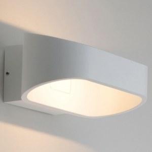 1706 TECHNO LED / Светильник садово-парковый со светодиодами POINT белый a040256