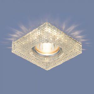 2214 MR16 / Светильник встраиваемый CL прозрачный a040430