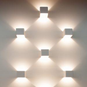 MRL LED 1060 / Светильник настенный светодиодный Corudo LED белый a040452