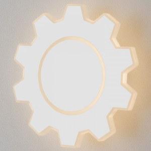 MRL LED 1095 / Светильник настенный светодиодный Gear M LED белый a040515