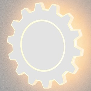 Фото 1 Накладной светильник a040516 в стиле техно