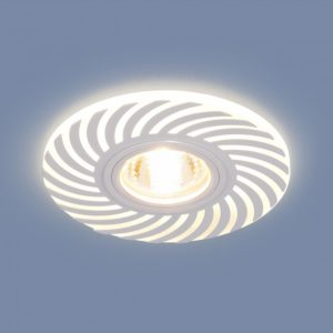 Фото 2 Встраиваемый светильник a040965 в стиле модерн